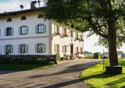 Urlaub auf dem Moserhof