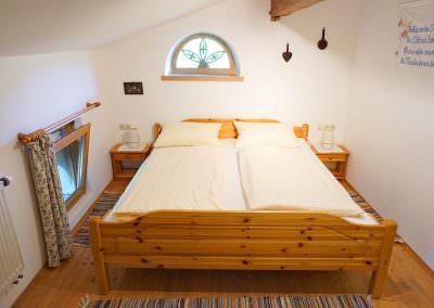 Schlafzimmer Galeriewohnung