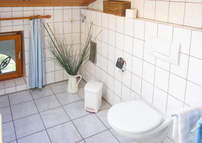 Badezimmer Mansardenwohnung