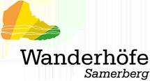 Logo Wanderhöfe Samerberg