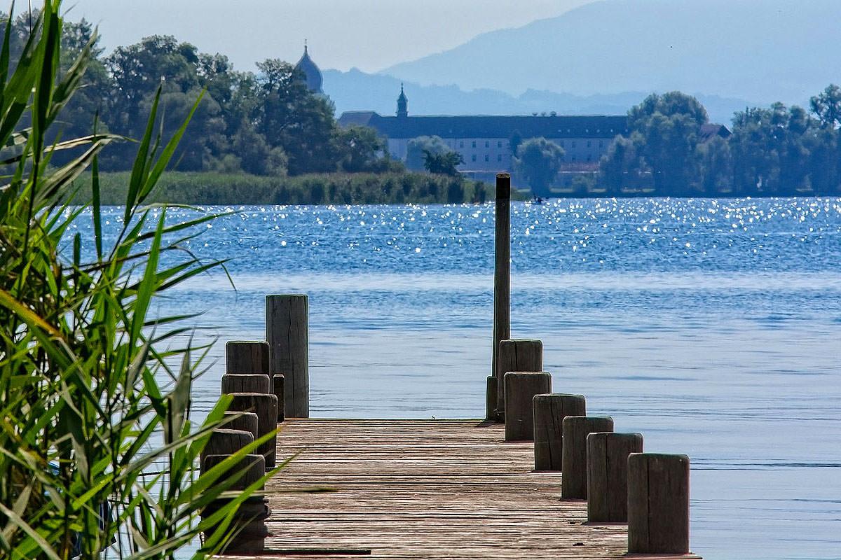 Einer der beliebtesten Seen Oberbayerns  - Der malerische Chiemsee