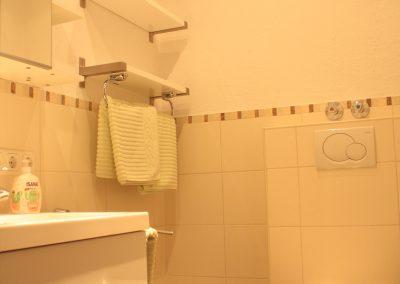 Badezimmer Hofwohnung