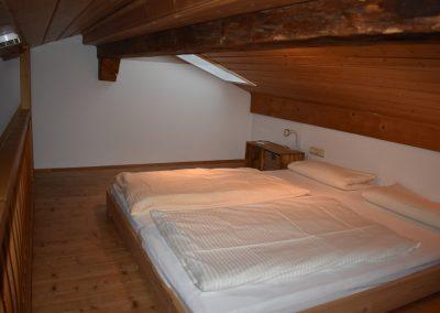 Betten in der Galerie